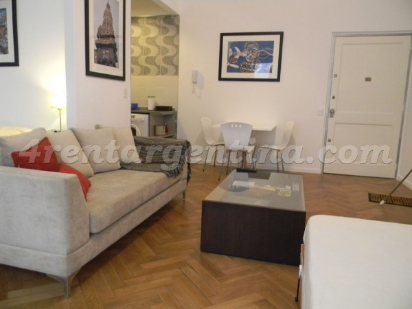 Tucuman et Maipu: Apartment for rent in Downtown