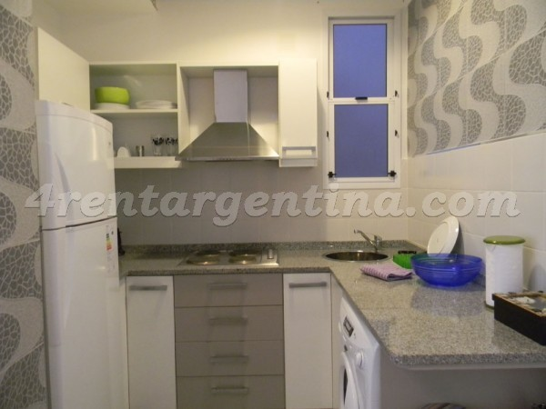 Apartment Tucuman and Maipu - 4rentargentina