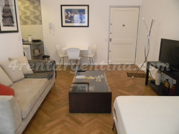 Tucuman et Maipu, apartment fully equipped
