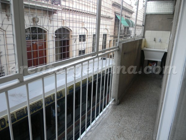 Bolivar and San Juan: Apartment for rent in Buenos Aires