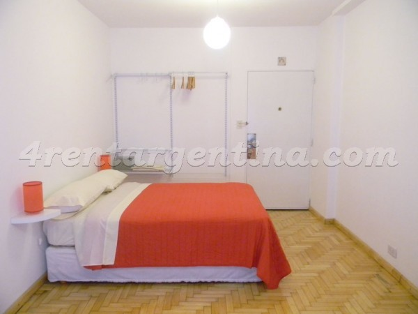 Bolivar and San Juan, apartment fully equipped