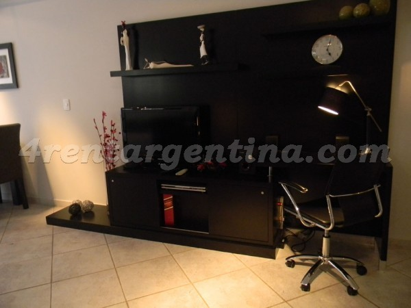 Apartment Vicente Lopez and Pueyrredon V - 4rentargentina