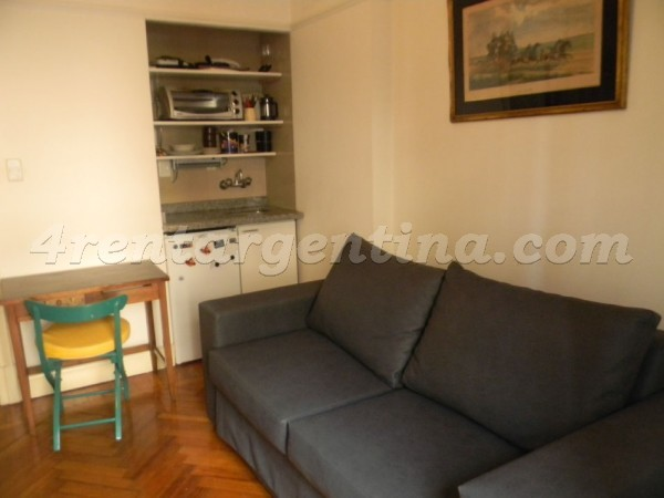 Bartolome Mitre et Esmeralda: Apartment for rent in Downtown