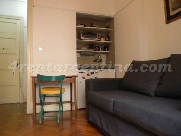 Bartolome Mitre et Esmeralda: Apartment for rent in Buenos Aires