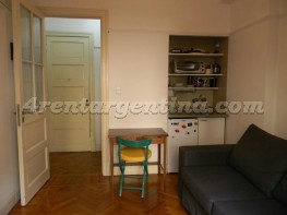 Apartamento Bartolome Mitre e Esmeralda - 4rentargentina