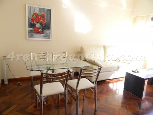 Apartment Lavalle and Callao III - 4rentargentina