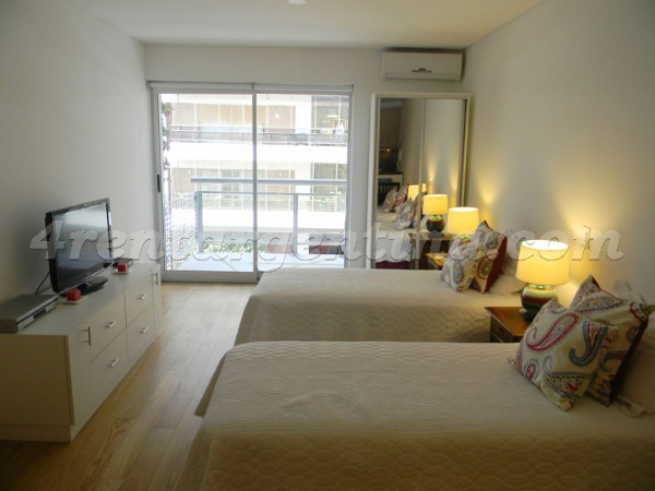 Bulnes et Las Heras III: Apartment for rent in Palermo