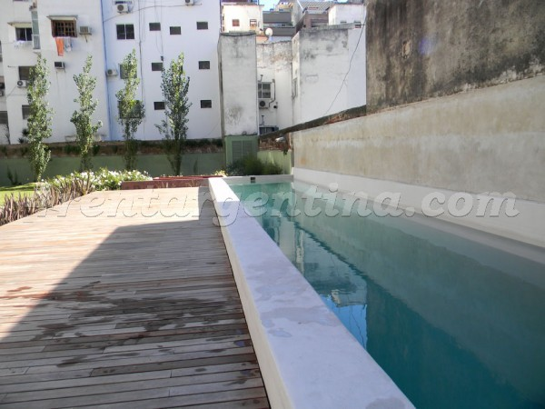 Apartment Bulnes and Las Heras III - 4rentargentina