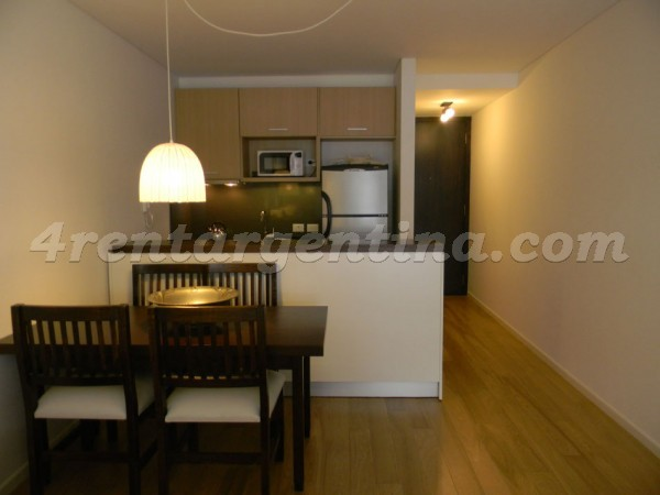 Bulnes and Las Heras III: Apartment for rent in Buenos Aires