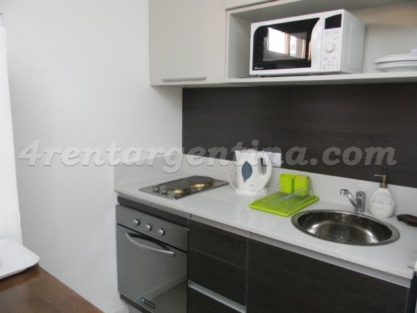 Scalabrini Ortiz and El Salvador: Furnished apartment in Palermo