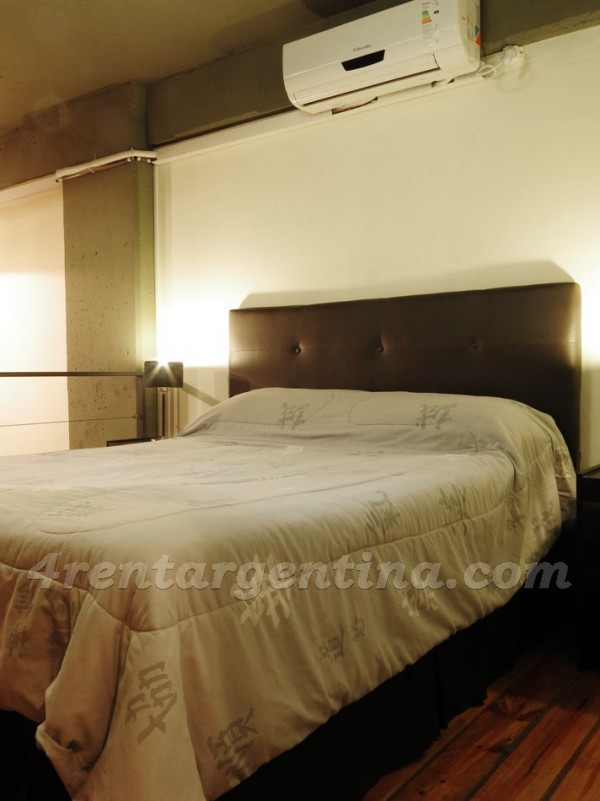 Avellaneda and Campichuelo I: Apartment for rent in Caballito