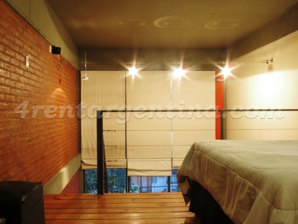 Avellaneda and Campichuelo I: Furnished apartment in Caballito