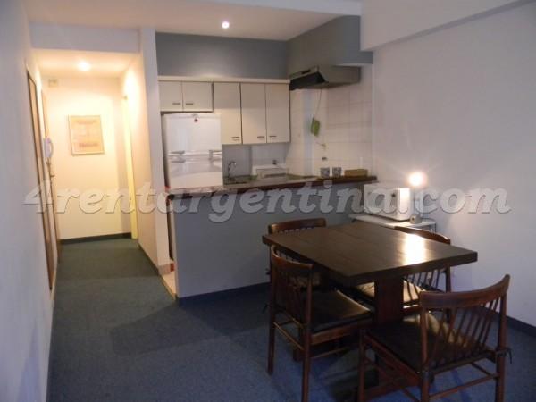 Apartment Humboldt and Santa Fe - 4rentargentina