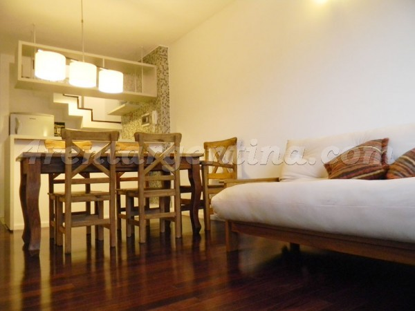 Guatemala and Arevalo II: Apartment for rent in Buenos Aires