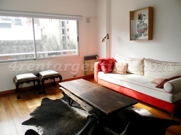 Guatemala et Fitz Roy: Furnished apartment in Palermo