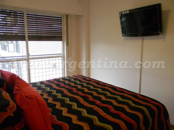 Apartment Santa Fe and Scalabrini Ortiz II - 4rentargentina