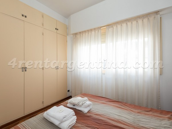 Paraguay et Salguero: Apartment for rent in Buenos Aires