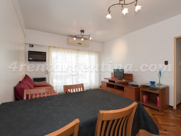 Paraguay et Salguero, apartment fully equipped