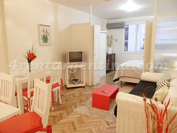Lavalle and Callao IV, apartment fully equipped