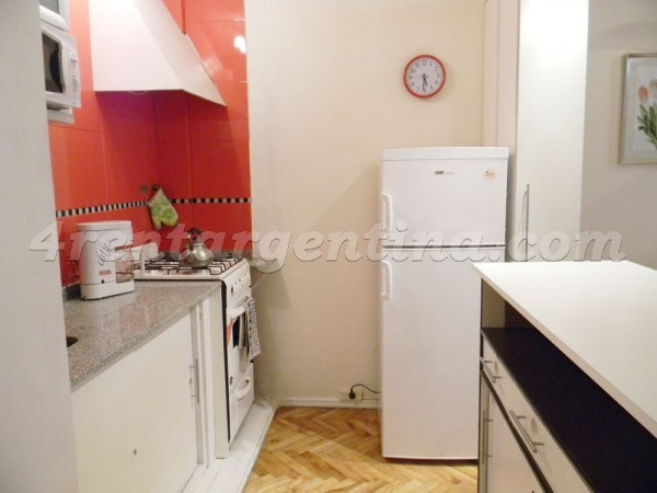 Lavalle et Callao IV: Apartment for rent in Downtown