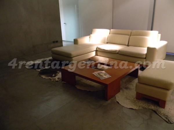 Apartamento Rodriguez Peña e Arenales I - 4rentargentina