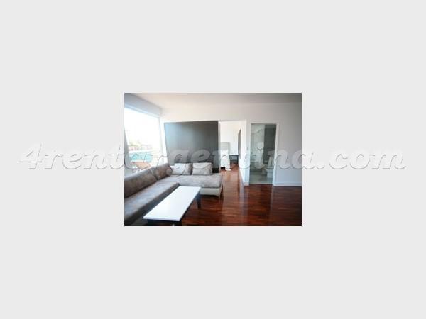 Apartment Darregueyra and Guatemala - 4rentargentina