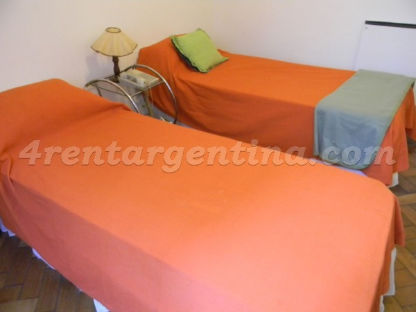 Ayacucho and Lavalle, apartment fully equipped