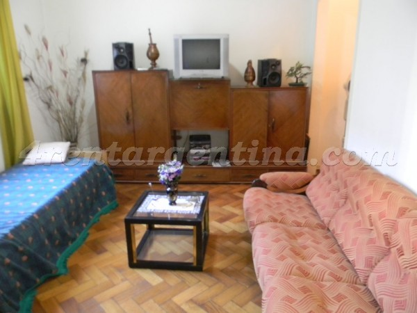Ayacucho and Lavalle: Apartment for rent in Buenos Aires