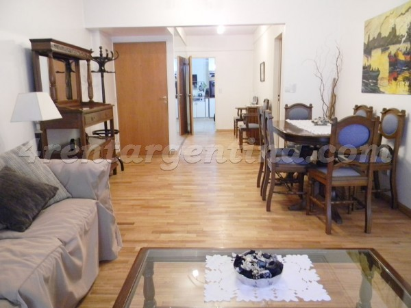 Rosario and Doblas, apartment fully equipped