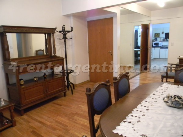 Rosario et Doblas: Apartment for rent in Caballito