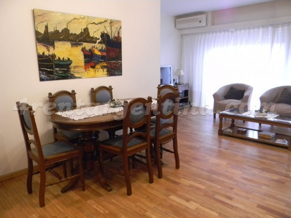 Rosario et Doblas: Apartment for rent in Buenos Aires