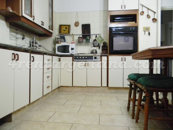 Rosario and Doblas: Apartment for rent in Buenos Aires