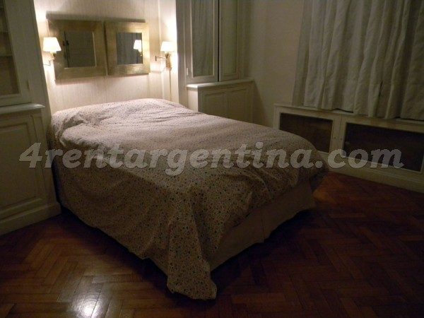 Quintana et Parera: Apartment for rent in Recoleta