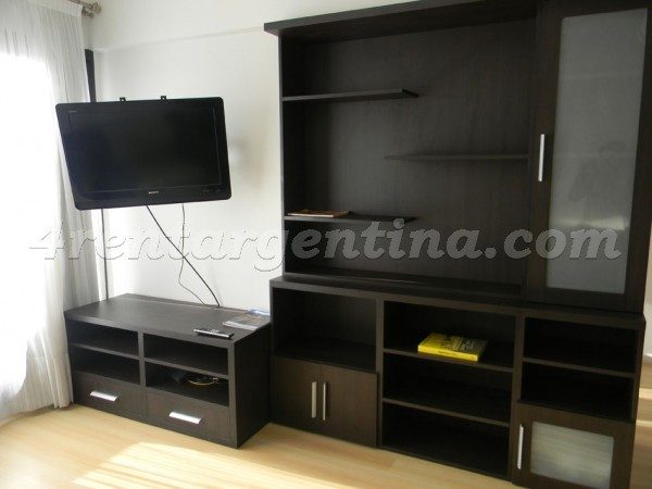 Corrientes and Thames: Apartment for rent in Buenos Aires