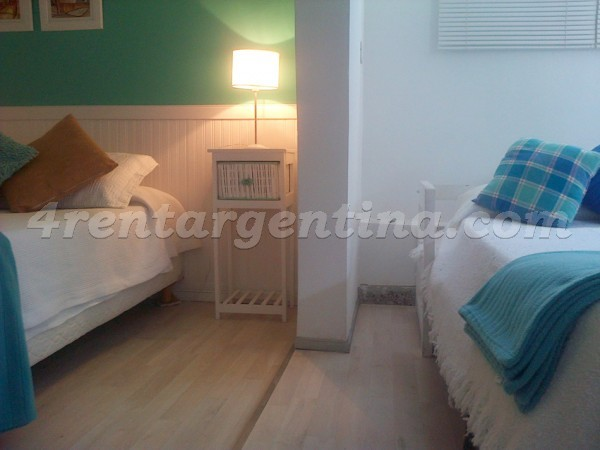 Matienzo and Ciudad de la Paz, apartment fully equipped