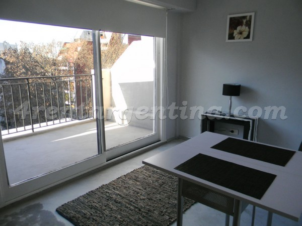Matienzo et Ciudad de la Paz: Apartment for rent in Belgrano