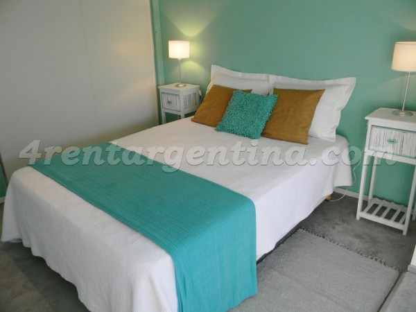 Matienzo et Ciudad de la Paz, apartment fully equipped