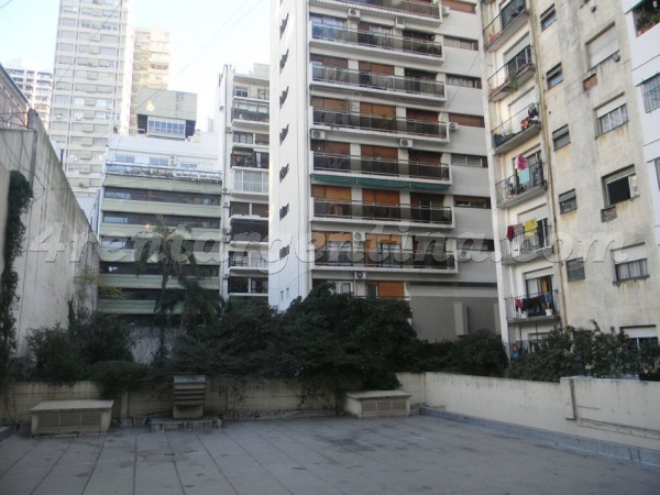 Libertador and Montevideo I, apartment fully equipped