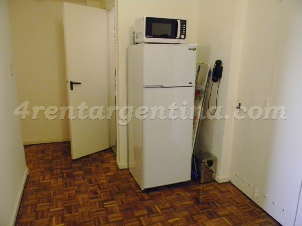 Cordoba et Suipacha V: Furnished apartment in Downtown