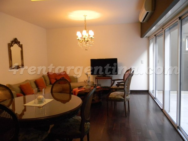 Dorrego and Cordoba I: Apartment for rent in Buenos Aires