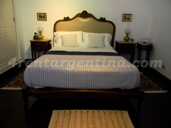 Dorrego and Cordoba I, apartment fully equipped