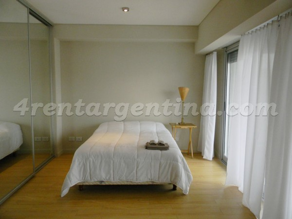 Borges et Paraguay IV: Apartment for rent in Buenos Aires