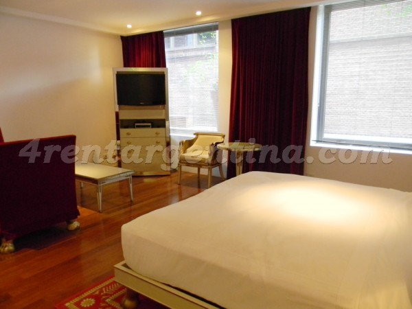 Eyle et Manso I: Apartment for rent in Puerto Madero