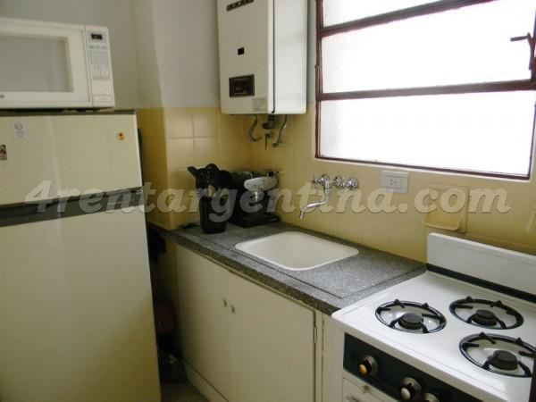 Apartment Bonpland and El Salvador - 4rentargentina