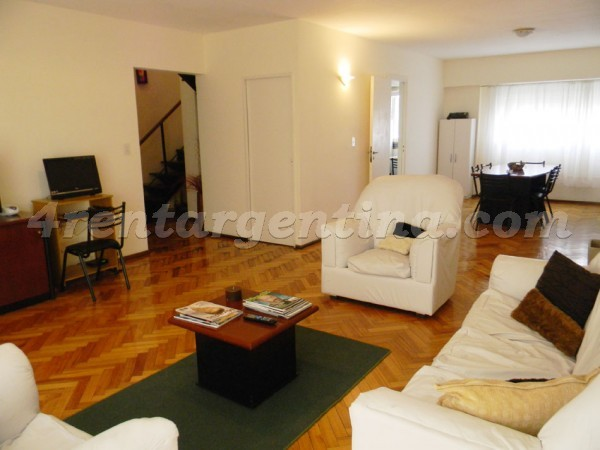 Apartment Belgrano and Alberti - 4rentargentina