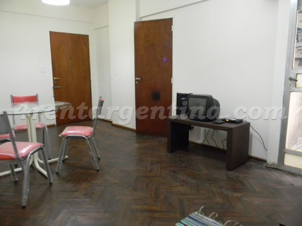 Santa Fe and Arevalo I: Apartment for rent in Buenos Aires