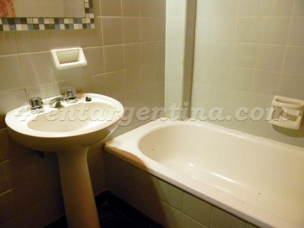 Santa Fe et Arevalo I, apartment fully equipped