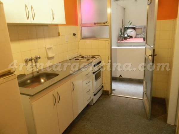 Santa Fe et Arevalo I: Furnished apartment in Palermo