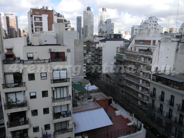 Apartment Cabello and Bulnes II - 4rentargentina