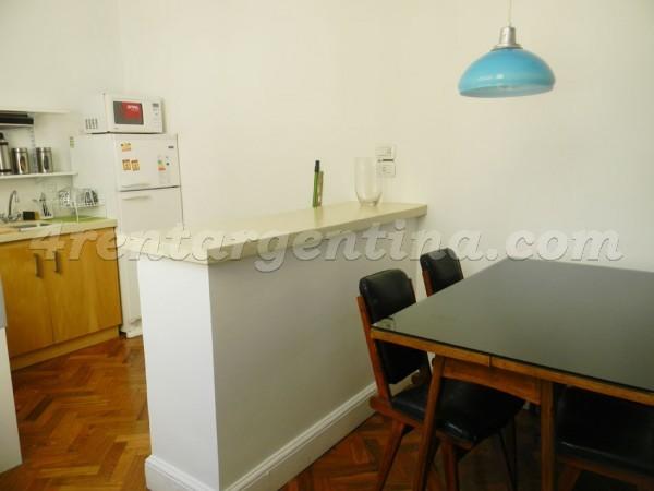 Apartment Venezuela and Tacuari - 4rentargentina